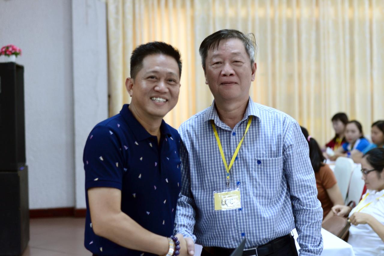 Cảm nhận của ông Phùng Đắc Lộc về khóa ĐLV & LĐV